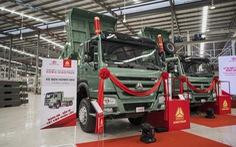 Daehan Motors ra mắt dòng sản phẩm thương hiệu Howo-Sinotruk