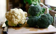Bông cải trắng- siêu thực phẩm?