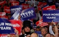 Ra tái tranh cử, ông Trump khẳng định đang áp thuế hiệu quả với Trung Quốc