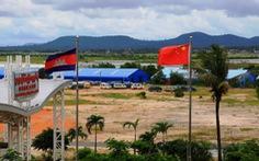 Mỹ vạch mặt hàng Trung Quốc chui vào Campuchia để né thuế