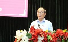 Bí thư Nguyễn Thiện Nhân: Không có chuyện dự án kém không ai chịu trách nhiệm
