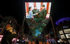 Ông Tập: Trung Quốc ủng hộ 'chỉ đạo đúng đắn' của ông Kim
