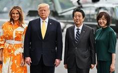 Xếp hạng 'thượng khách' của ông Trump