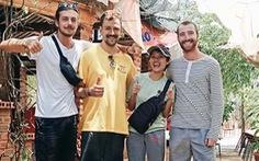 Thêm người nhặt được của rơi trả lại cho du khách nước ngoài