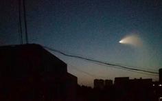 Người dân nhiều tỉnh Trung Quốc phát hiện vật thể bay