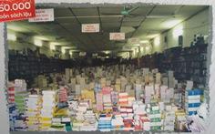 Sách lậu, sách giả sẽ hủy diệt xuất bản Việt Nam, hủy diệt tri thức