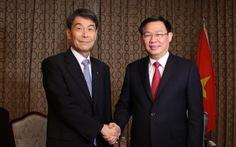 Doanh nghiệp Hàn Quốc có thể mua ngân hàng yếu kém của Việt Nam