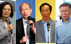 Nhìn gương Hong Kong, giới chính trị Đài Loan giữ khoảng cách với Bắc Kinh
