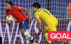Video khoảnh khắc thủ môn Thái Lan đá phản lưới nhà ở World Cup 2019