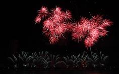 Hai đội pháo hoa Anh và Phần Lan vào chung kết lễ hội pháo hoa Đà Nẵng