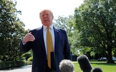 Ông Trump nói 'có thể' gặp ông Putin, chưa nhắc gì tới ông Tập