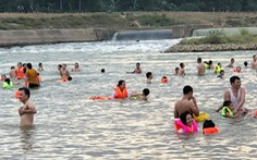 Hai nam sinh lớp 12 đuối nước trước ngày thi THPT quốc gia