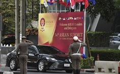 Cỗ xe ASEAN và lằn ranh Mỹ - Trung