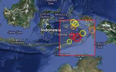 Động đất 7,5 độ Richter ở Indonesia