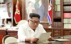 Nhà Trắng xác nhận có thư ông Trump gửi cho ông Kim Jong Un