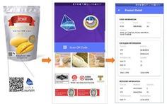 Ứng dụng truy xuất nguồn gốc sản phẩm sử dụng công nghệ blockchain