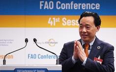 Người Trung Quốc đầu tiên đắc cử ghế Tổng giám đốc FAO