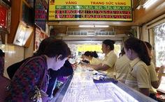 Giá vàng Việt Nam rẻ hơn thế giới 470.000 đồng/lượng