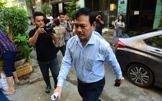 Ông Nguyễn Hữu Linh hầu tòa vụ nghi dâm ô bé gái trong thang máy