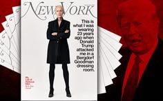 Ông Trump nói nhà báo nữ cáo buộc ông cưỡng hiếp: 'Không phải gu tôi'!