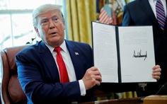 Ông Trump doạ 'xoá sổ hoàn toàn' một số lãnh vực của Iran bằng vũ lực