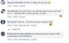Xuân Trường ra đi, CĐV Việt Nam 'chia tay' Buriram United