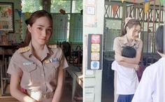 Clip chào đón của cô giáo Thái Lan khiến nhiều người 'muốn làm học sinh'