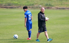 VFF đề xuất ký hợp đồng 3 năm với HLV Park Hang Seo