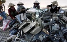 Thu hồi, tái chế rác thải: Chờ nhiều 'ông lớn' điện tử, công nghệ...
