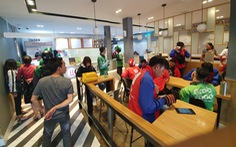 Thị phần gọi xe công nghệ thêm 'tay chơi' mới đấu với Grab, Go-Việt
