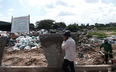 Trắng tay vì mua đất dự án 'ma' - Kỳ cuối: Dẹp phân lô bán nền trái phép