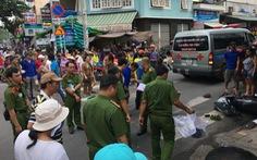 Tài xế Vinasun rời đi sau tai nạn: Đã rõ danh tính 2 nạn nhân lẫn tài xế taxi