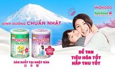Liên doanh Asahi Nutifood đưa sữa chuẩn Nhật về Việt Nam