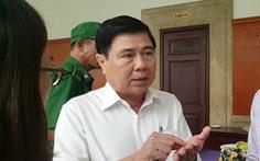 Chủ tịch Nguyễn Thành Phong: Sớm họp báo về kết luận thanh tra vụ Thủ Thiêm