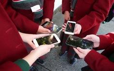 Úc: Bang Victoria cấm sử dụng điện thoại di động ở trường học