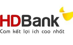HDBank thông báo bán đấu giá tài sản