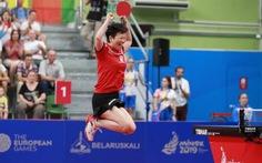 'Lão bà' Ni Xialian đi vào lịch sử khi giành vé dự Olympic Tokyo 2020 ở tuổi 55