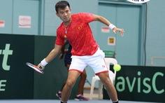 Tuyển VN giành suất thăng hạng tại Davis Cup