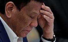 Philippines cải chính phát ngôn của ông Duterte về Biển Đông