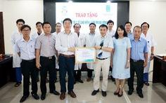 PV GAS tài trợ thiết bị y tế cho Bệnh viện trung ương Huế