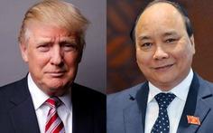 Tổng thống Trump khẳng định tình cảm tốt đẹp với nhân dân Việt Nam