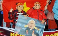Việt Nam là lựa chọn số 1 của HLV Park Hang Seo