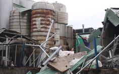 Video: Nổ nhà máy bia ở Bình Dương, một người tử vong