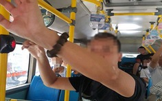 Kiến nghị cơ quan chức năng chung tay chặn hành vi xấu trên xe buýt