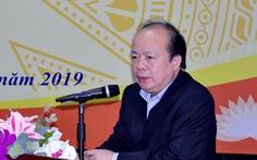 Cảnh cáo Thứ trưởng Bộ Tài chính Huỳnh Quang Hải