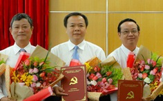 Ông Nguyễn Văn Đông làm bí thư Thành ủy Thủ Dầu Một