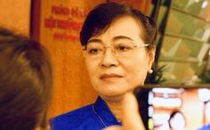 Bà Nguyễn Thị Quyết Tâm 'ngạc nhiên, khó hiểu' việc ông Đoàn Ngọc Hải từ chức