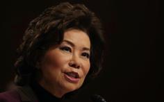 Bộ trưởng Mỹ bị nghi xung đột lợi ích vì người thân làm vận tải ở Trung Quốc