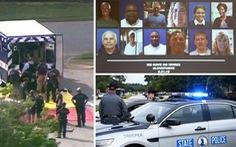 Xả súng ở Virginia Beach: nghi can xin nghỉ vài giờ trước thảm sát