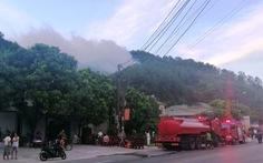Ngày thứ ba liên tiếp, rừng ở Hà Tĩnh vẫn đang cháy